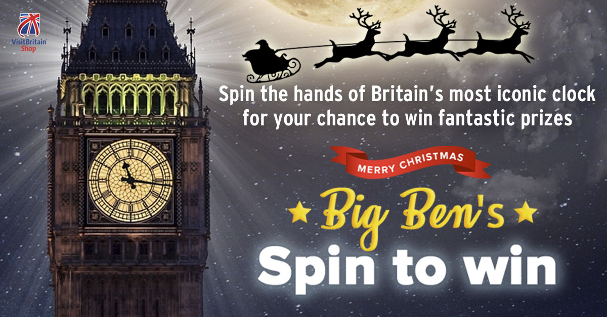 Big Ben's Spin to Win!